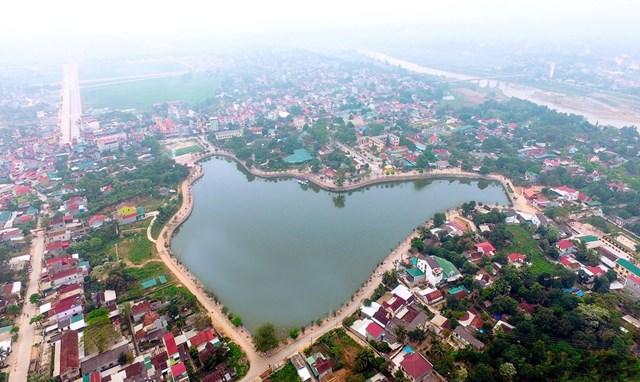 Cơ sở hạ tầng đồng bộ tạo thế và lực cho thị xã Thái Hòa giai đoạn 2021-2026 - Ảnh 2