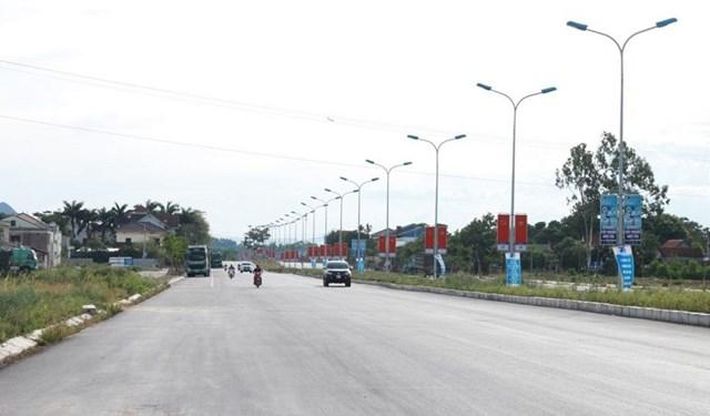 Cơ sở hạ tầng đồng bộ tạo thế và lực cho thị xã Thái Hòa giai đoạn 2021-2026 - Ảnh 4