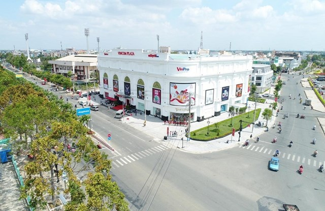 Cơ sở hạ tầng đồng bộ tạo thế và lực cho thị xã Thái Hòa giai đoạn 2021-2026 - Ảnh 5