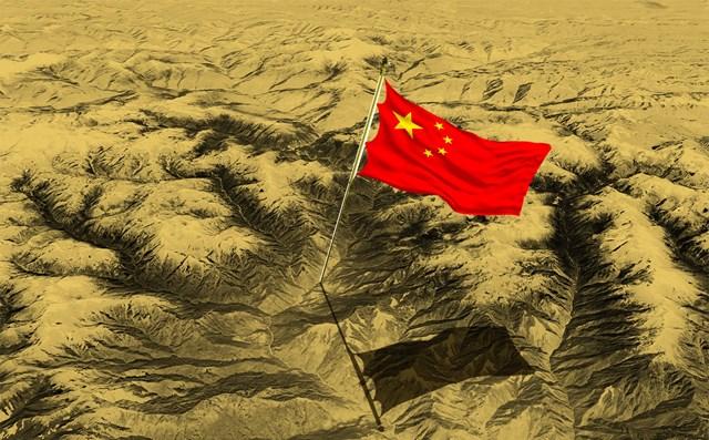 """Báo Mỹ: Trung Quốc xây làng trên lãnh thổ nước khác, còn kêu gọi """"phất cao cờ Tổ quốc"""" - Ảnh 1"""