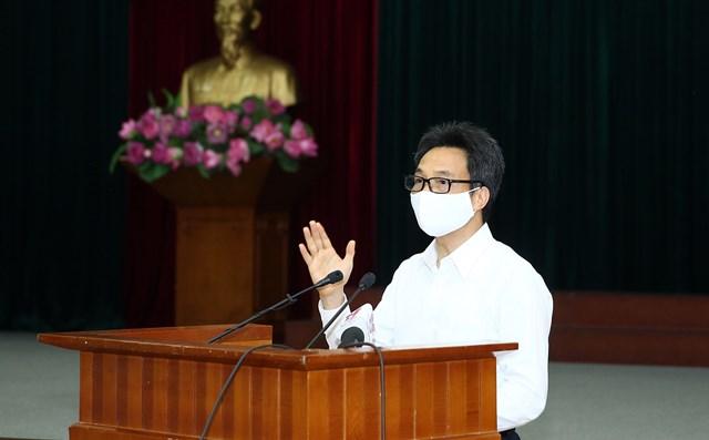 Phó Thủ tướng Vũ Đức Đam: Việt Nam đang là một trong những nước chống dịch tốt nhất thế giới - Ảnh 1