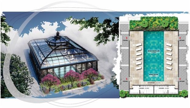 The Jade Orchid và Helianthus Center Red River mang thương hiệu Vimefulland cơ hội cho nhà đầu tư và khách hàng có nhu cầu thực - Ảnh 1