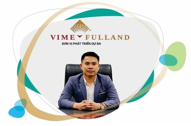 Ông Lê Hồng Phong – Tổng giám đốc Công ty cổ phần bất động sản Belleville Hà Nội