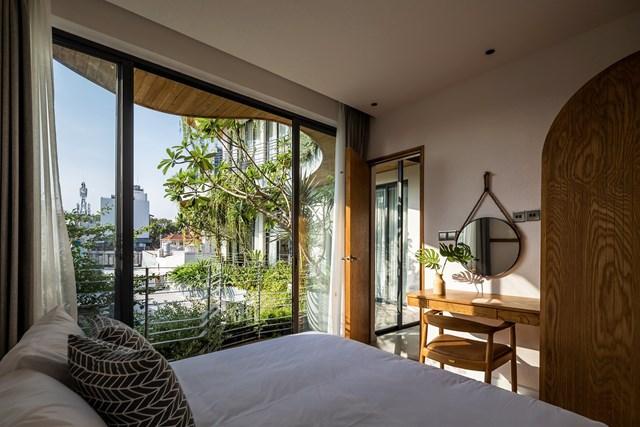 Lạc trong các căn hộ giữa 'khu rừng nhiệt đới' ở TP HCM - Ảnh 7