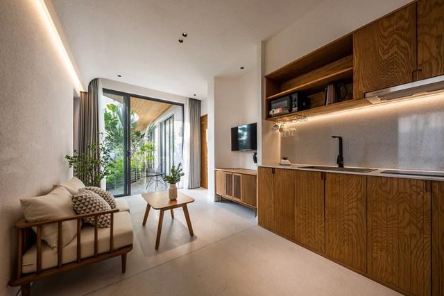 Lạc trong các căn hộ giữa 'khu rừng nhiệt đới' ở TP HCM - Ảnh 8