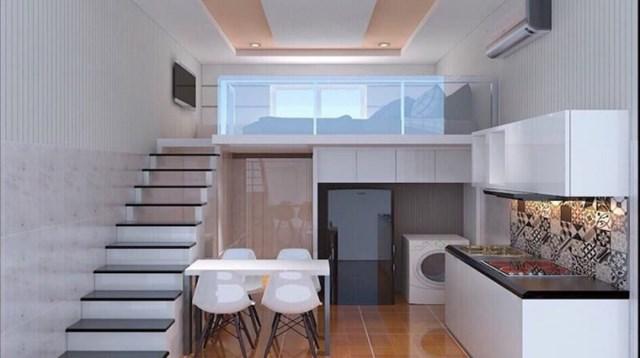 Theo quy định, diện tích sử dụng tối thiểu của căn hộ chung cư là 25m2 và tỷ lệ căn hộ chung cư có diện tích nhỏ hơn 45m2 không vượt quá 25%.