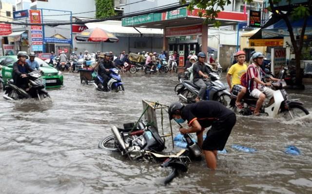 TP. HCM sắp thu phí thoát nước từ năm 2022 - Ảnh 1