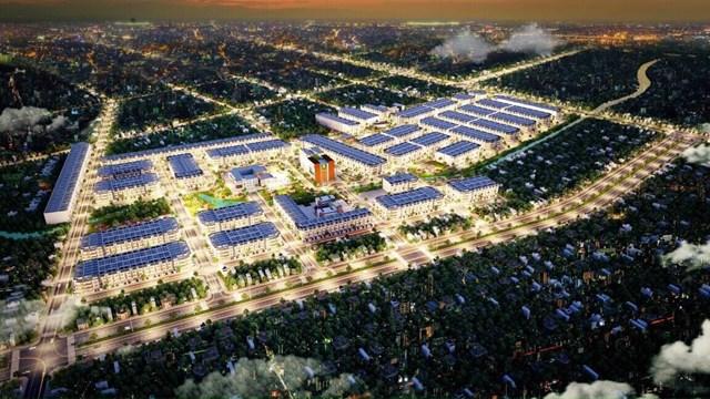 Công ty Phúc Land huy động vốn sai quy định tại dự án Long Cang River Park - Ảnh 1