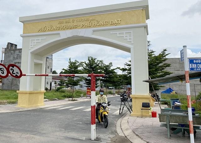 Công ty Phú Hồng Thịnh được giao đất làm nhiều dự án ở Bình Dương, trong đó có cả những dự án lấy luôn đất công viên, giao thông