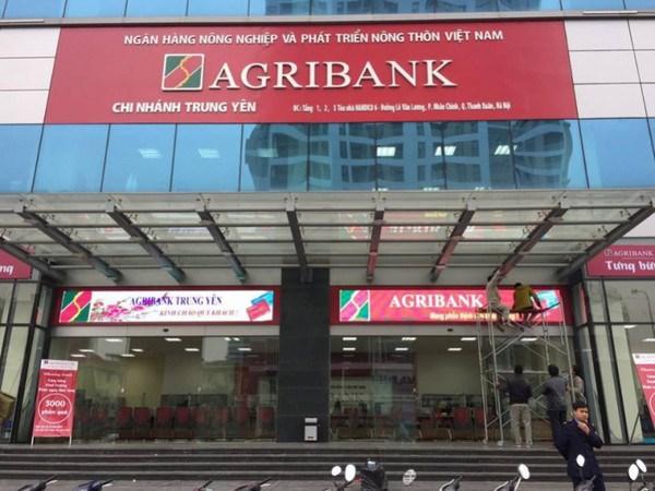 Agribank tăng 30% nợ có khả năng mất vốn