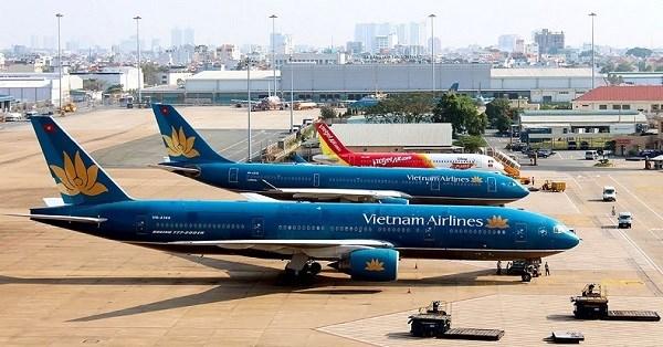 Hiện nay Việt Nam có 22 sân bay đang khai thác.
