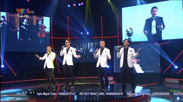 Đêm hòa nhạc kết nối 5 châu ủng hộ Quỹ vaccine thu hút hàng triệu khán giả khắp trong ngoài nước - Ảnh 6