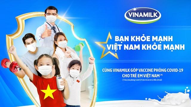 Vinamilk trao tặng món quà sức khỏe đến cán bộ y tế tuyến đầu cùng gia đình nhân ngày Gia đình Việt Nam - Ảnh 1