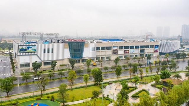 Vincom Mega Mall Smart City dự kiến khai trương trong năm 2021 là tâm điểm chú ý của thị trường bán lẻ.