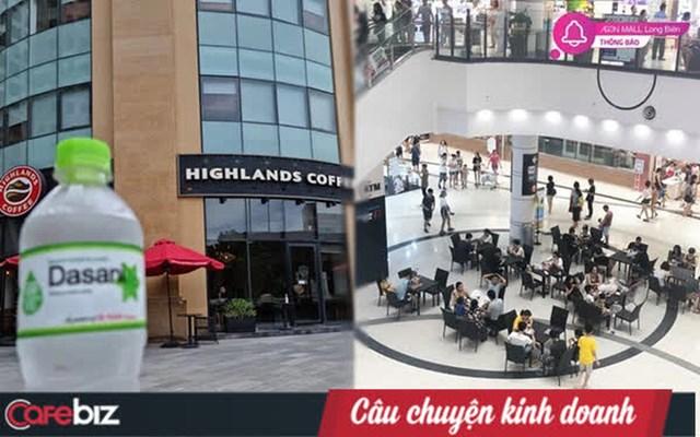 Chai nước 10.000 đồng mua chỗ ngồi 60 phút của Highlands Coffee và những chiếc ghế 0 đồng mời khách vãng lai tránh nóng ở AEON Mall - Ảnh 1