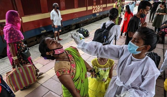 Phát hiện thêm biến chứng COVID-19 nghiêm trọng ở Ấn Độ - Ảnh 2
