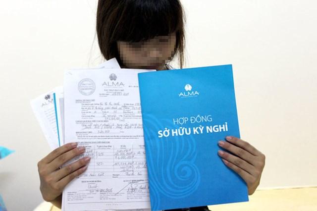 """Khu nghỉ dưỡng ALMA Resort Cam Ranh do Công ty TNHH Khu du lịch Vịnh Thiên Đường liên tục bị khách hàng tố cáo liên quan đến """"Hợp đồng sở hữu kỳ nghỉ"""". Ảnh Tuổi trẻ"""