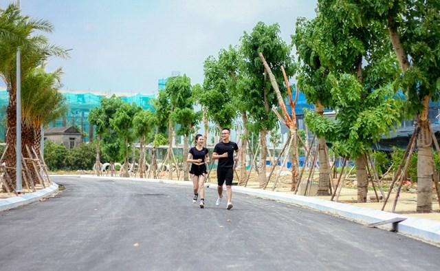 KĐT Danko City tạo nên sức sống mới cho TP Thái Nguyên