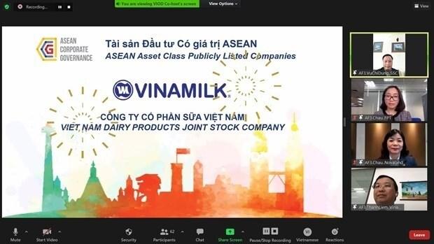 """Vinamilk là công ty đầu tiên và duy nhất của Việt Nam được vinh danh là """"Tài sản đầu tư có giá trị của ASEAN"""" (""""ASEAN Asset Class"""")."""