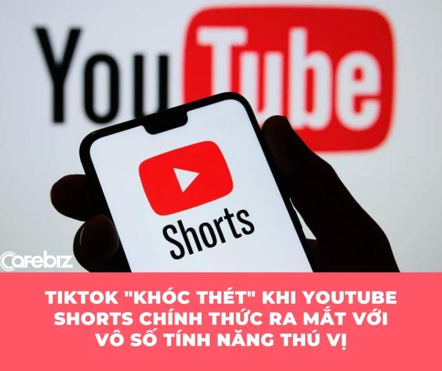 Youtube Shorts vừa ra mắt trên toàn cầu khiến Ti.kTo.k 'khóc thét': Người dùng thoải mái tạo các video dài 60 giây, có 100.000 bài hát và vô số hiệu ứng để lựa chọn - Ảnh 2