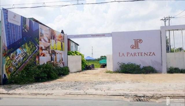 """Dự án La Partenza """"cầm đèn chạy trước ô tô"""""""