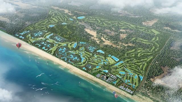 Những con đường lễ hội góp phần làm nên sức hấp dẫn của dự án FLC Quảng Bình