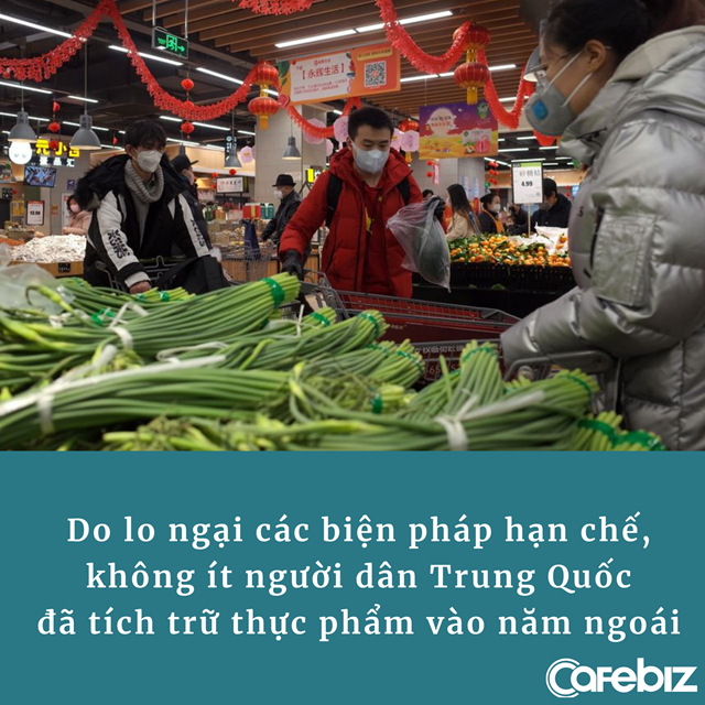 Tranh thủ Covid-19 tăng giá rau diếp 8 lần, bắp cải 5 lần, một siêu thị ở Trung Quốc bị phạt 286.000 USD - Ảnh 3