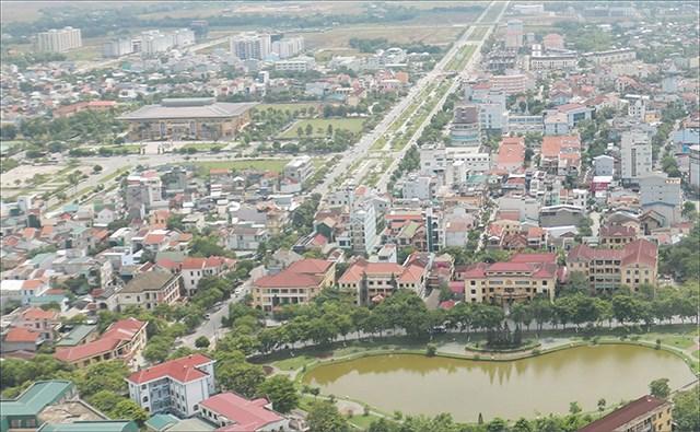 Khu đô thị mới An Vân Dương