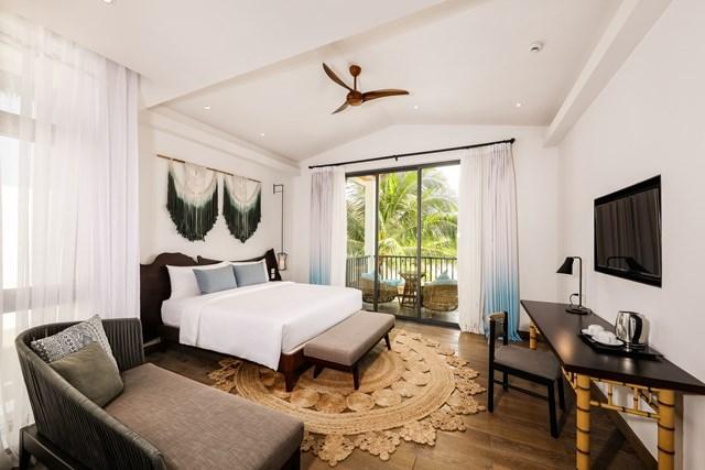 Bên trong New World Phu Quoc Resort.