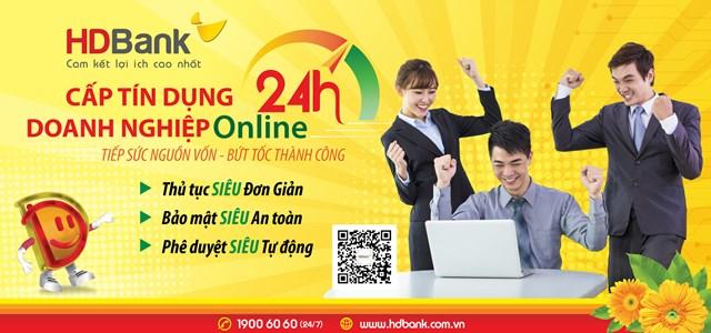 Giao dịch online trong tầm tay, đáp ứng ngay nhu cầu vay vốn cho doanh nghiệp - Ảnh 1
