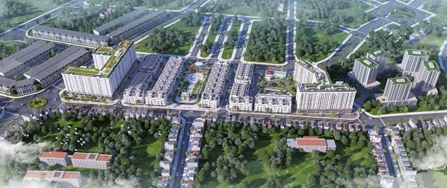 Hausman nằm tại giao điểm của Lê Quang Đạo kéo dài và đường 70 mới, cách Aeon Mall Hà Đông chỉ 500m