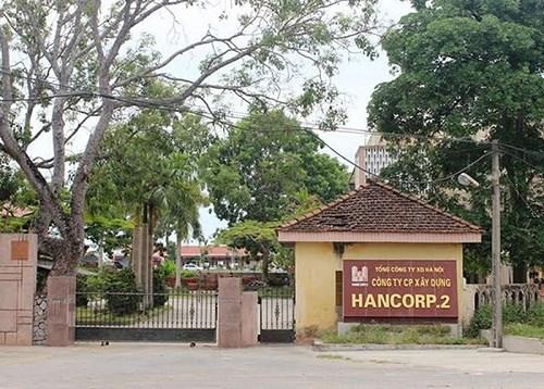 Công ty Cổ phần xây dựng Hancorp.2 đứng đầu danh sách nợ thuế tại Thanh Hóa - Ảnh 1