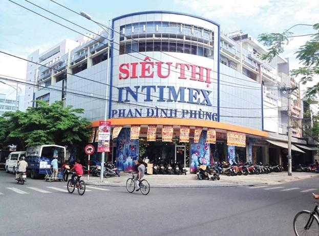 Công ty Cổ phần Tập đoàn Intimex được bình chọn dẫn đầu ở 2 ngành hàng.