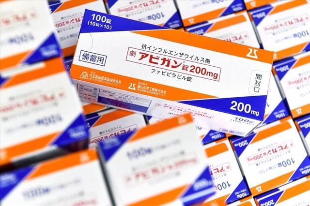 1 triệu viên thuốc Avigan hỗ trợ điều trị COVID-19 sẽ về Việt Nam trong tháng 8.2021.