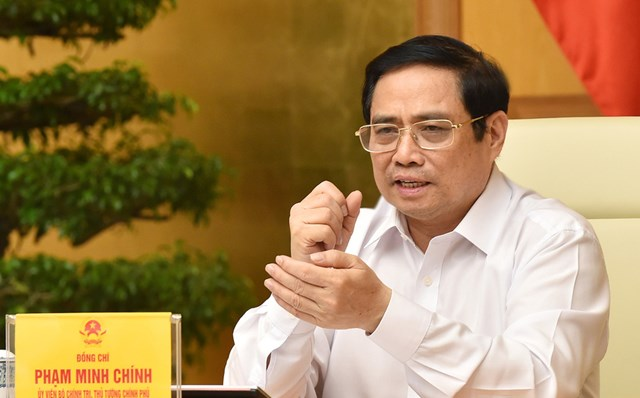 Thủ tướng: Quân đội chủ trì lo lương thực cho người dân TP.HCM - Ảnh 1