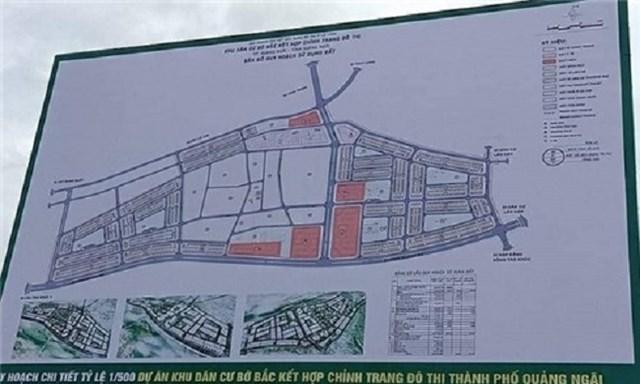 Khu dân cư Bờ Bắc kết hợp chỉnh trang đô thị với 1.800 căn nhà ở thấp tầng do Phát Đạt thực hiện