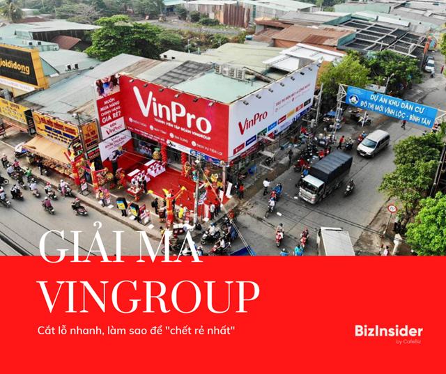 """Giải mã chiến lược phía sau những cú """"đóng nhanh, cắt gọn"""" của Vingroup: Bán VinMart, VinEco cho Masan, dừng sản xuất Vsmart, giải thể nhanh Vinpro, Adayroi,... - Ảnh 5"""