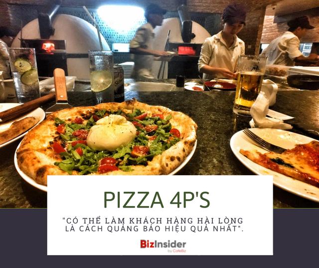 Giải mã hiện tượng ngành F&B - Pizza 4P's: Không quảng cáo, khuyến mãi vẫn được săn lùng giữa mùa dịch, xuất hiện cả trên kệ siêu thị, bán online qua Shopee, Lazada… - Ảnh 2