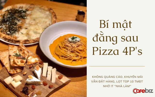 Giải mã hiện tượng ngành F&B - Pizza 4P's: Không quảng cáo, khuyến mãi vẫn được săn lùng giữa mùa dịch, xuất hiện cả trên kệ siêu thị, bán online qua Shopee, Lazada… - Ảnh 1