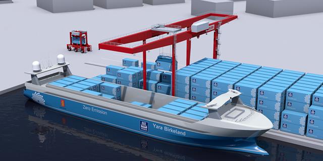 Lịch sử ngành vận tải biển sắp bước sang trang mới: Tàu vận tải chạy điện, không thuỷ thủ đoàn sắp khởi hành chuyến đầu tiên - Ảnh 4