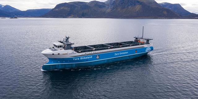Lịch sử ngành vận tải biển sắp bước sang trang mới: Tàu vận tải chạy điện, không thuỷ thủ đoàn sắp khởi hành chuyến đầu tiên - Ảnh 2