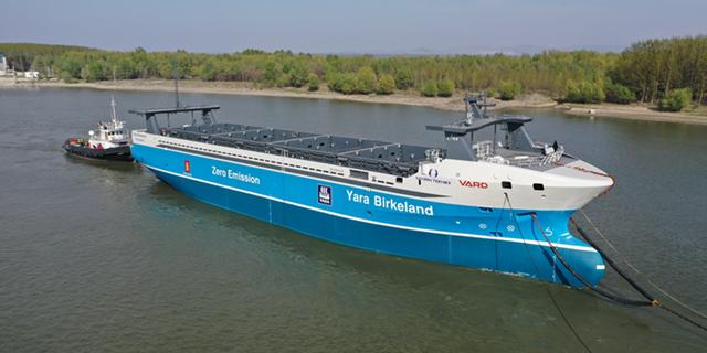 Lịch sử ngành vận tải biển sắp bước sang trang mới: Tàu vận tải chạy điện, không thuỷ thủ đoàn sắp khởi hành chuyến đầu tiên - Ảnh 3