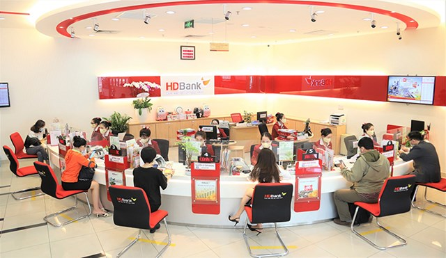 HDBank đã ra mắt Trung tâm Chuyển đổi số (DTC) vào năm 2020.