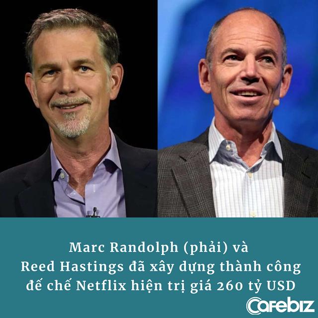 CEO đầu tiên của Netflix: Nhờ nhịn đói, ăn xin từ đồng 25 xu lẻ mà tìm ra cách làm nên đế chế 260 tỷ USD - Ảnh 3