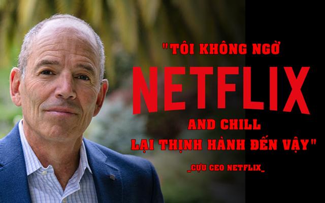 CEO đầu tiên của Netflix: Nhờ nhịn đói, ăn xin từ đồng 25 xu lẻ mà tìm ra cách làm nên đế chế 260 tỷ USD - Ảnh 1