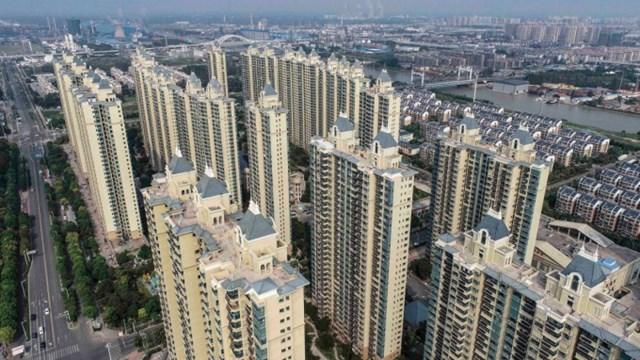 Trung Quốc chỉ định các công ty nhà nước mua lại tài sản của Evergrande.