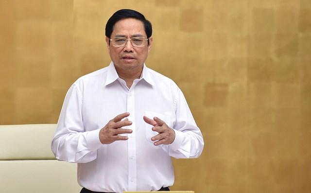 Thủ tướng yêu cầu làm rõ và kịp thời thông tin về giá kit xét nghiệm Covid-19 - Ảnh 1