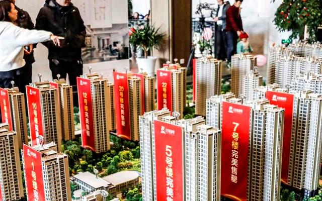 Economist: Khủng hoảng bất động sản sẽ khiến mô hình tăng trưởng kinh tế của Trung Quốc sụp đổ - Ảnh 1