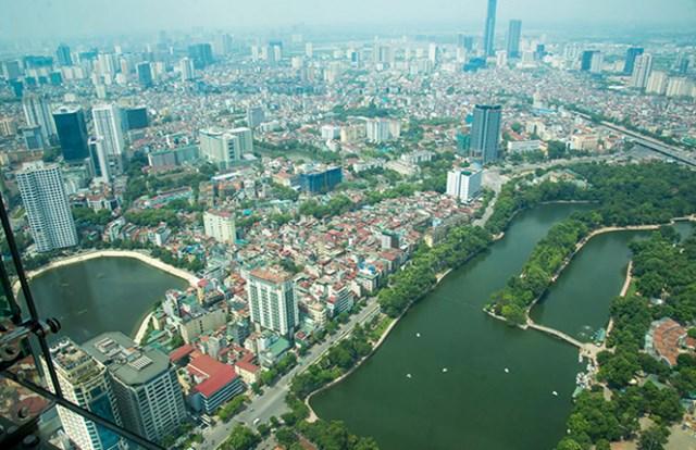 Hà Nội hướng tới đưa Đông Anh, Sóc Sơn và Mê Linh lên thành phố - Ảnh 1