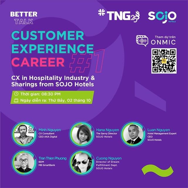 Kinh nghiệm của SOJO Hotels trong Thiết kế và Quản trị trải nghiệm khách hàng - Ảnh 1